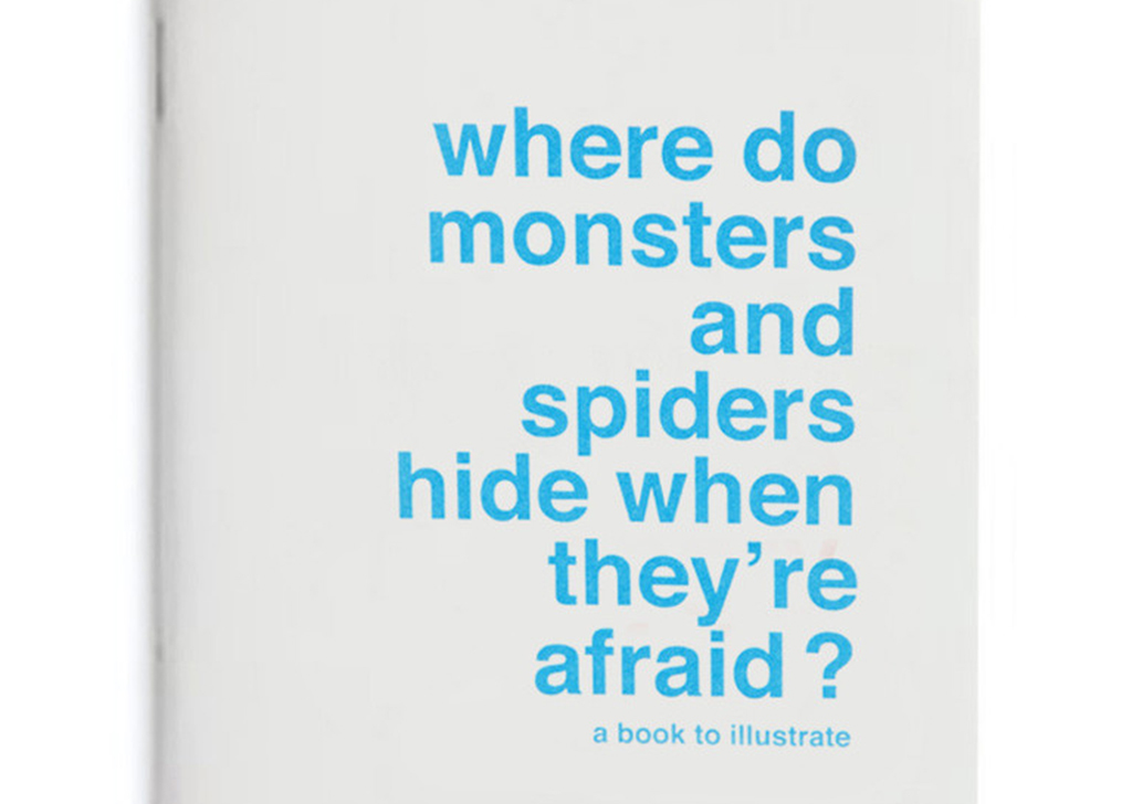 Supereditions Illustrate Book Monsters and Spiders