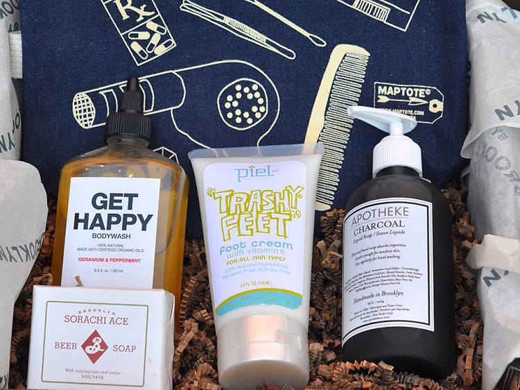 By Brooklyn Men's Apothecary Gift Box