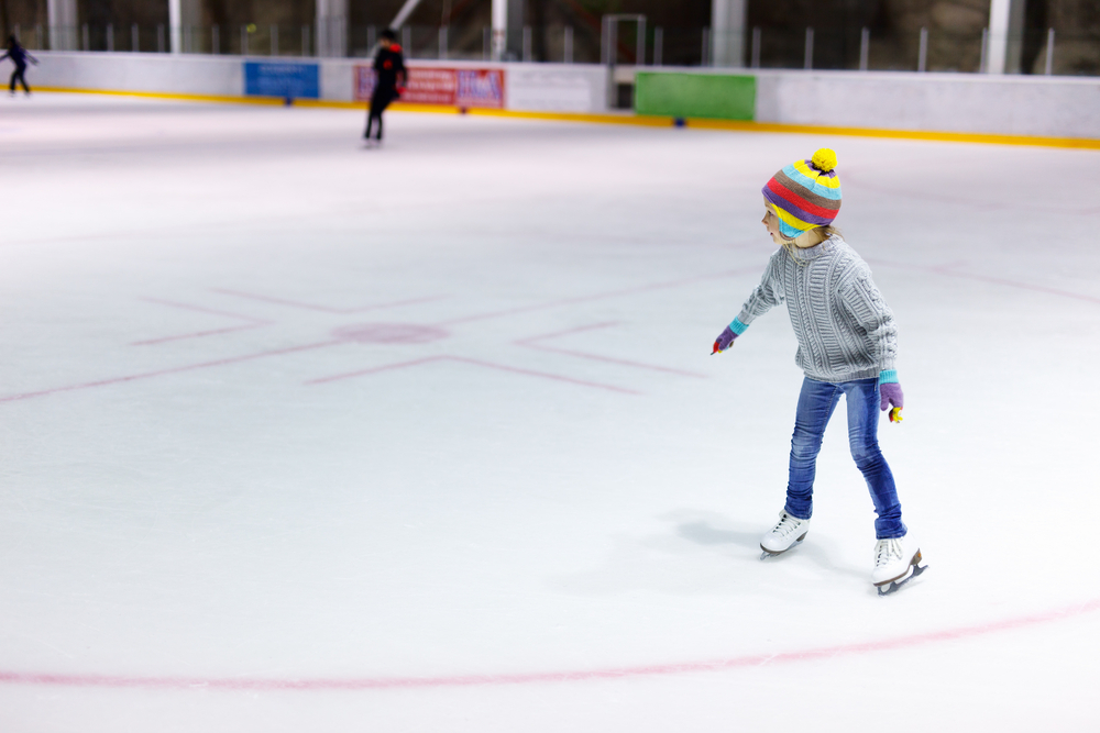 Hit the slick stuff at City Ice Pavilion