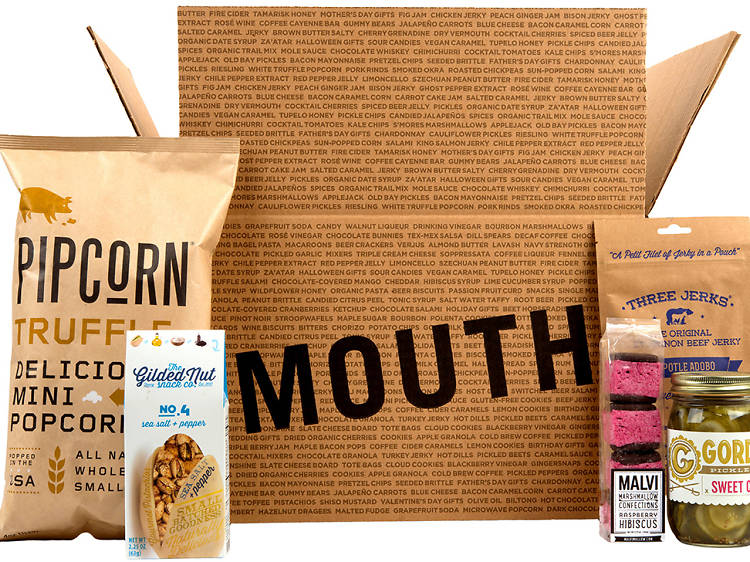 Mouth Snacks Every Month Subscription Box
