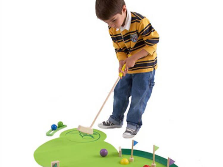 Wonder Golf Portable Adjustable Putting Green