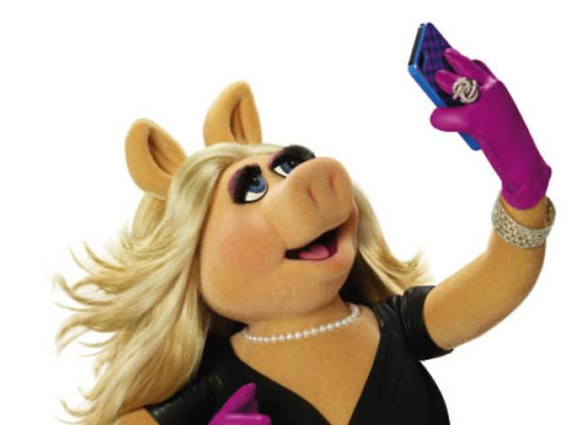 Piggy en Los Muppets