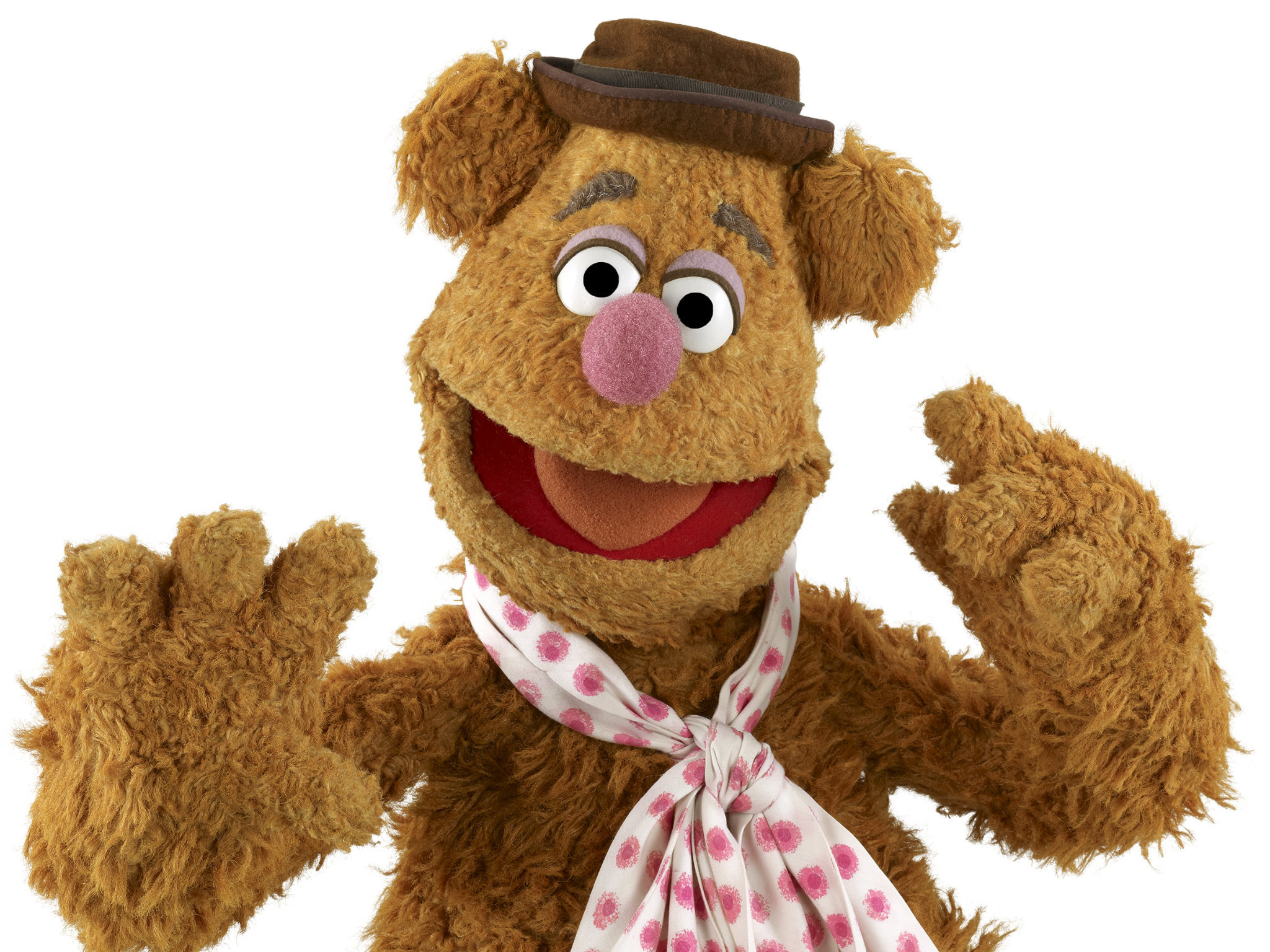 Fozzie de Los Muppets