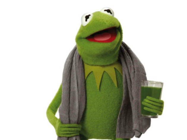 Kermit en The Muppets