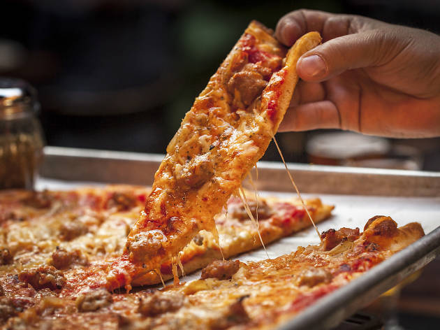 The best pizza joints in Chicago