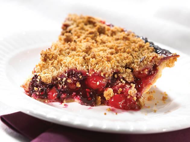 Michigan Four-Berry Double Crust from Achatz Handmade Pie Co.; Ann Arbor, MI