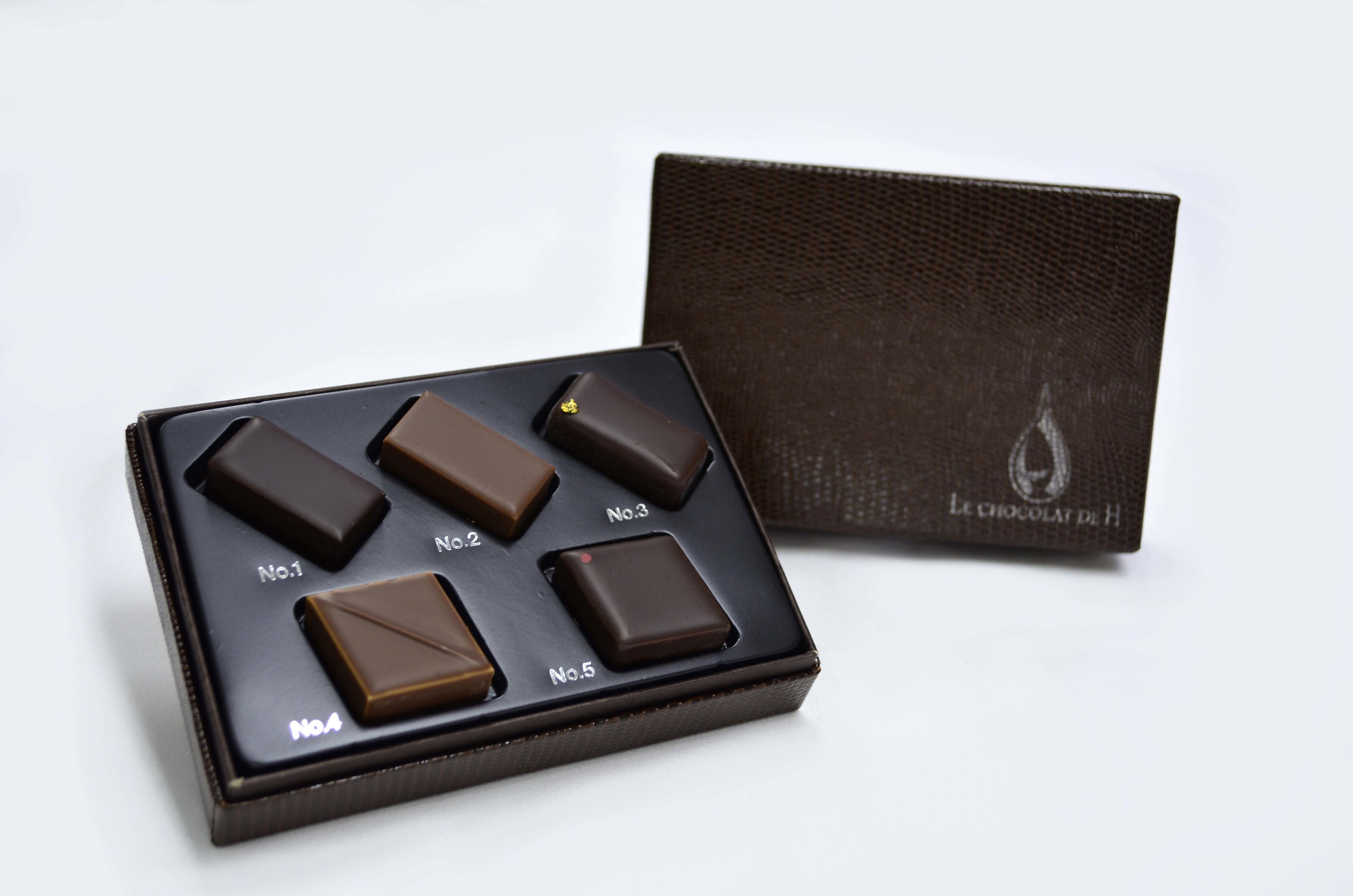 Indulge in the world's best choc