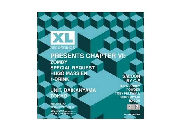 XL Recordings Presents Chapter VI