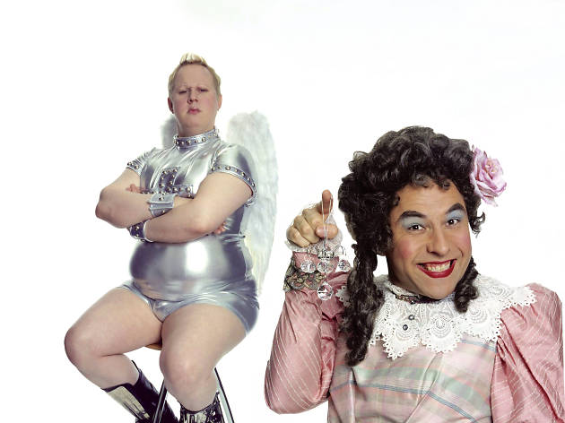 Matt Lucas and David Walliams, Little Britain