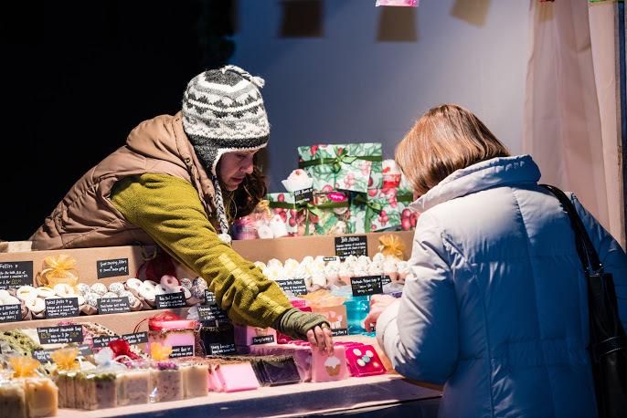 London Bridge City Christmas Market