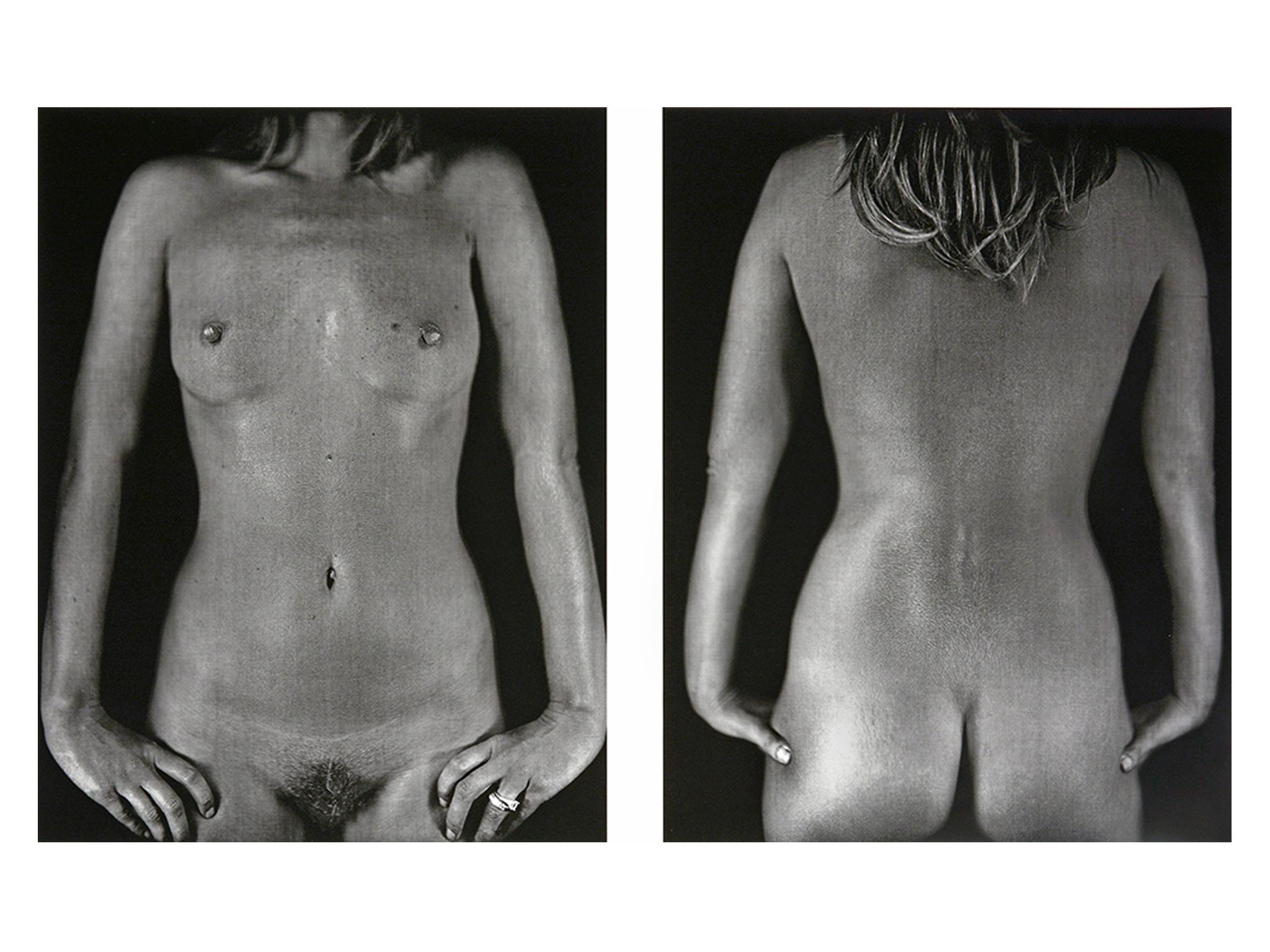 Chuck Close, Kate Moss, 2005