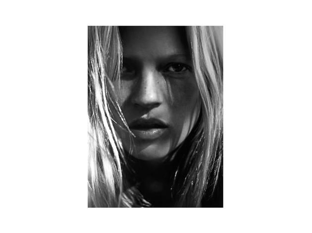 David Sims, Kate Moss, 2006