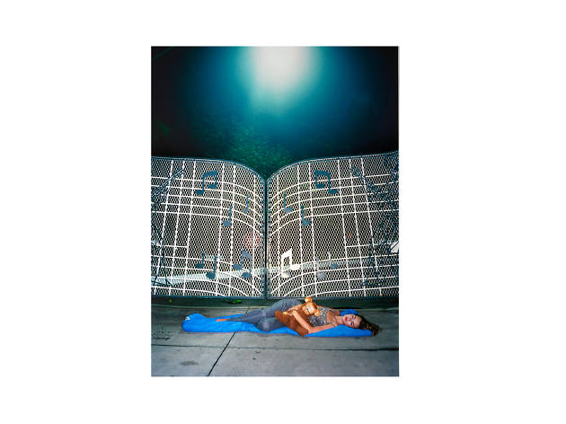 Terry Richardson, Kate Moss, 1994.