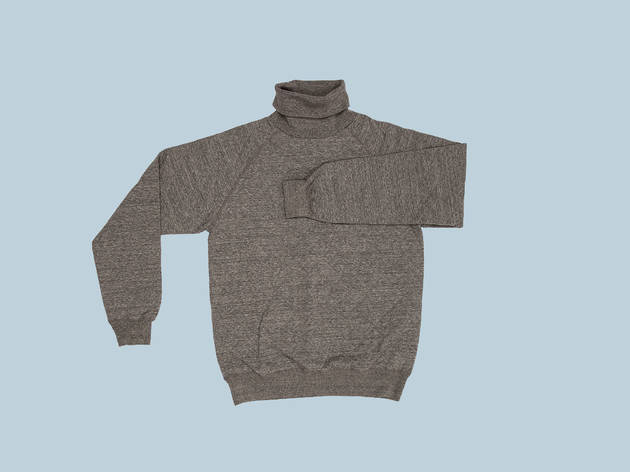 Goalkeeper's quilted sweater