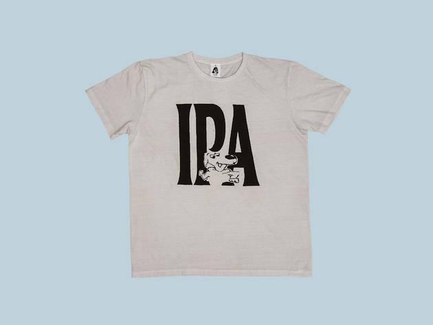 Grey IPA T-shirt by Tacoma