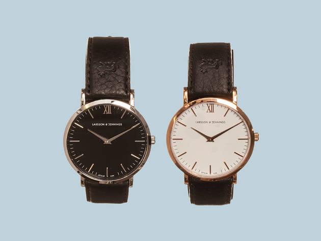 Larsson & Jennings x Liberty watch