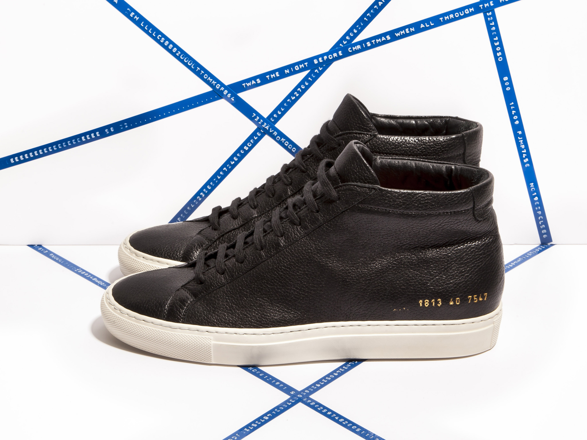 Object of desire: Common Projects Achilles mid