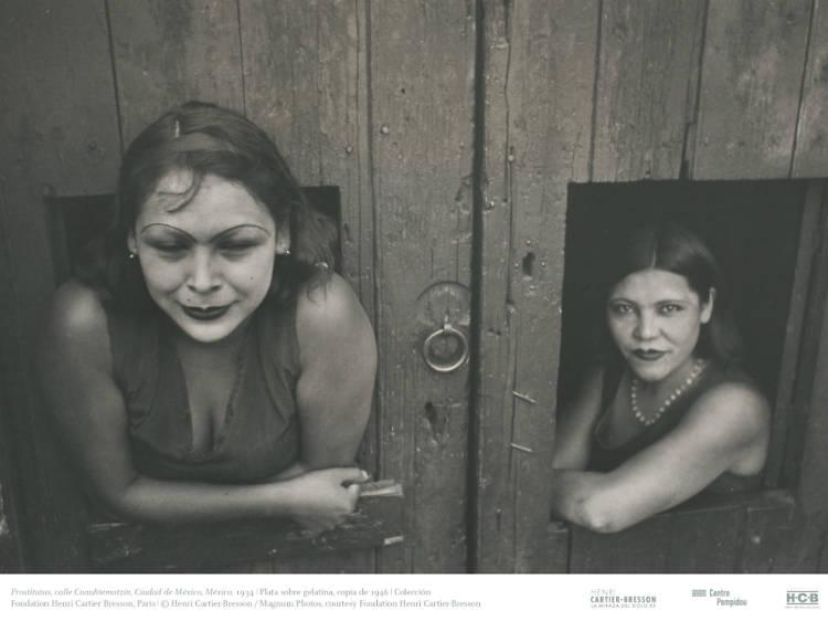 Fotografía: Henri Cartier-Bresson. La mirada del siglo XX
