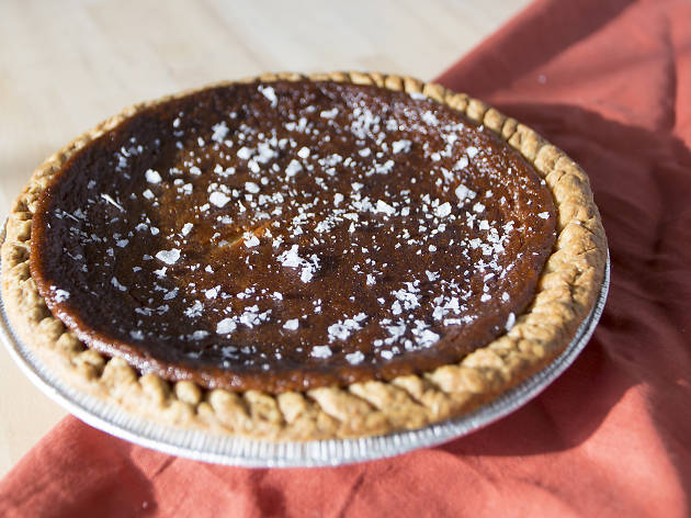Where to get the best pies in NYC