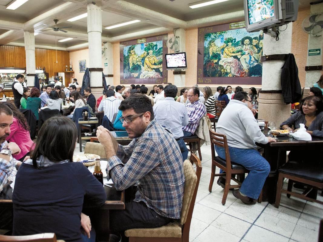 Restaurantes y cantinas para despedir el año