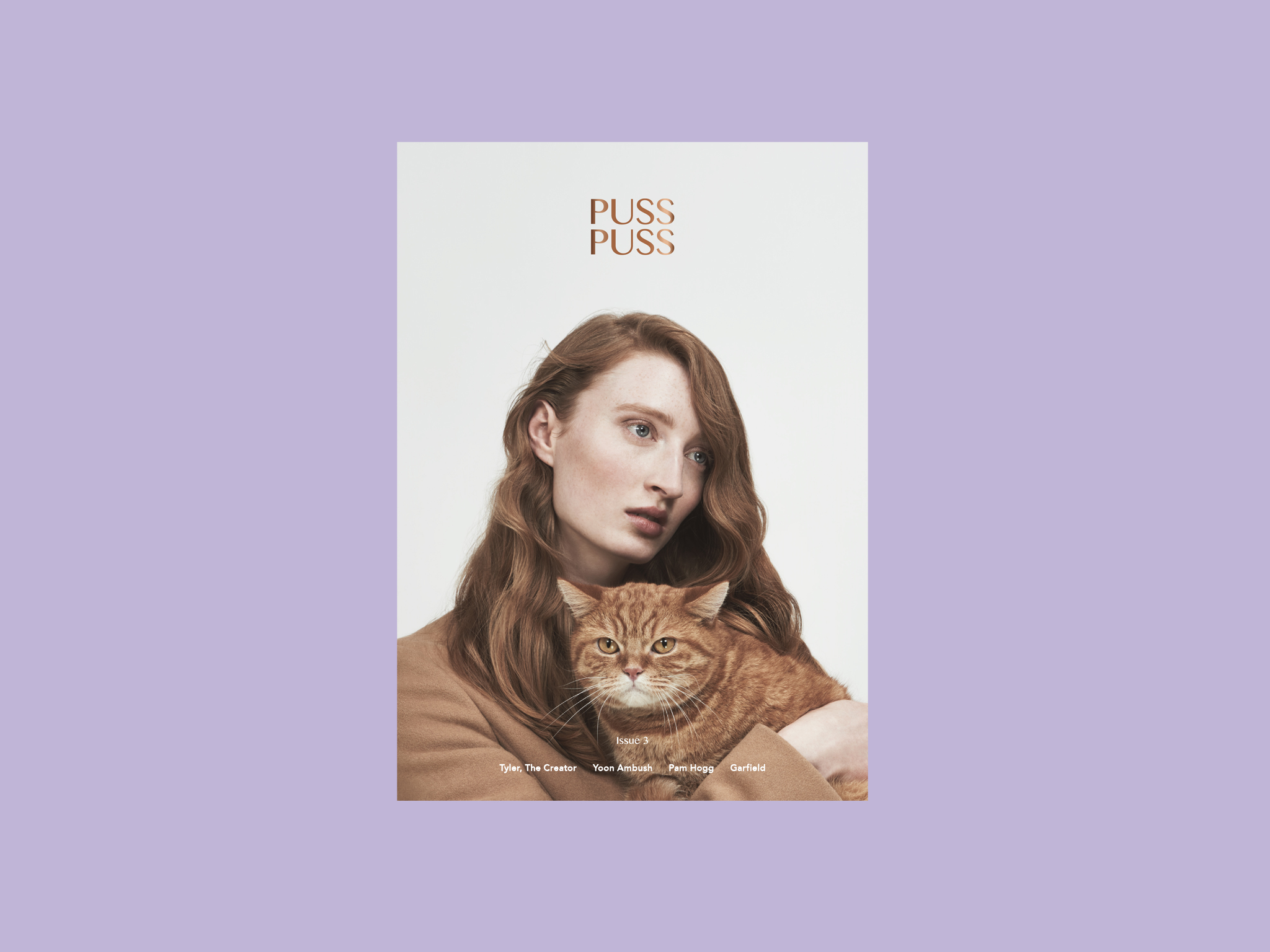 Christmas gift guide: postable presents  - puss puss magazine subscription