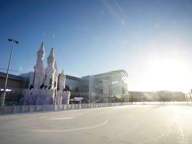 Winter Wonderland at The Mall