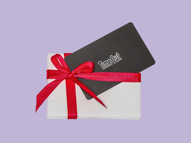 Christmas gift guide: postable presents  - The Time Out Card