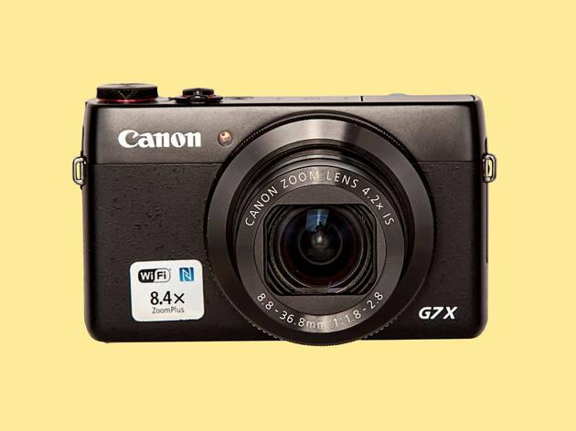 Canon PowerShot G7x camera