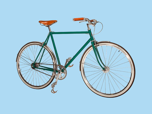 Christmas gift guide: sports - Freddie Grub fleet city bike