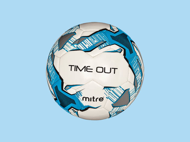 Christmas gift guide: sports - personalised Mitre football