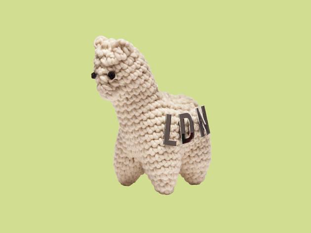 'Alpacino' toy