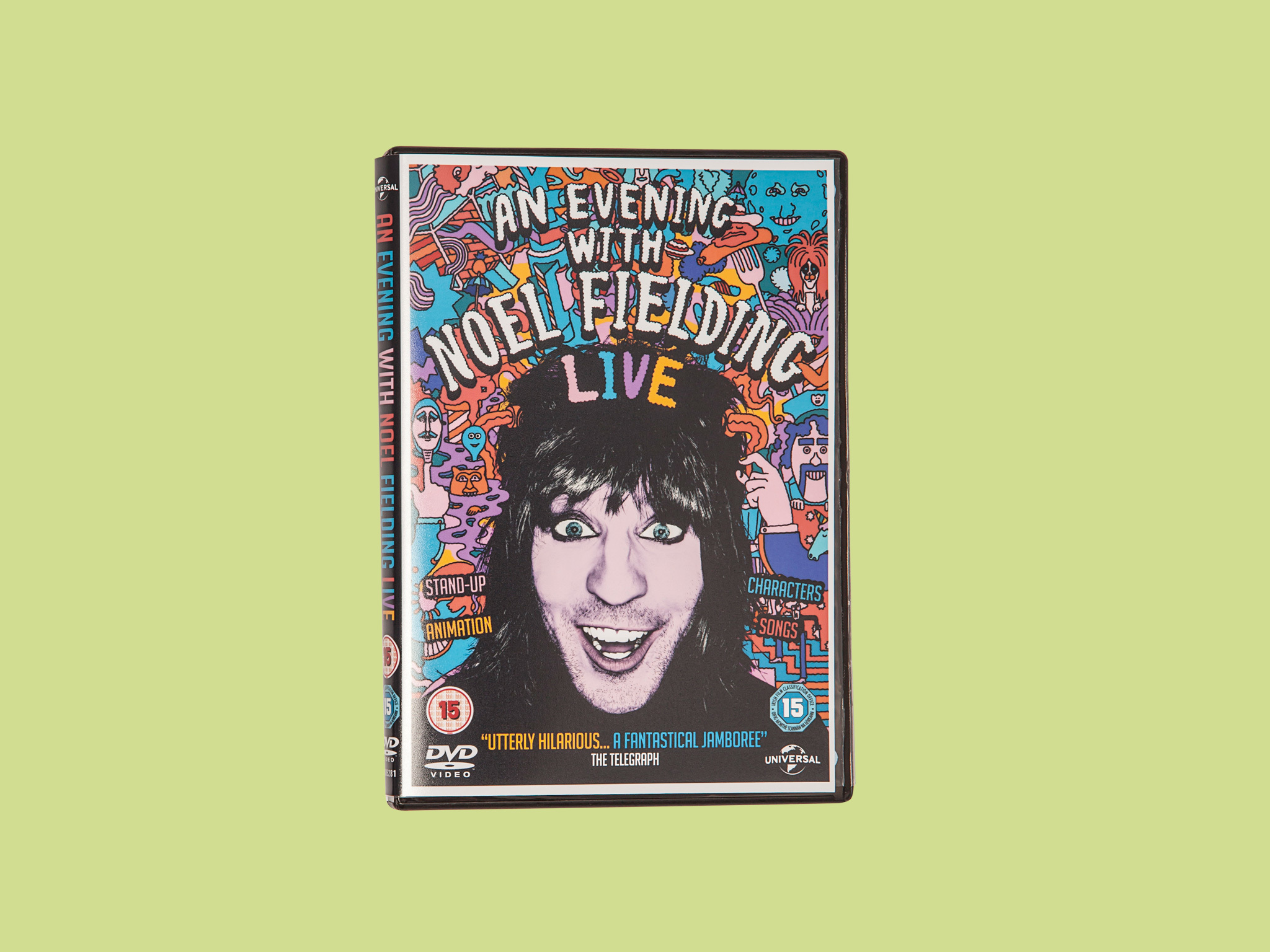 'An Evening with Noel Fielding – Live'