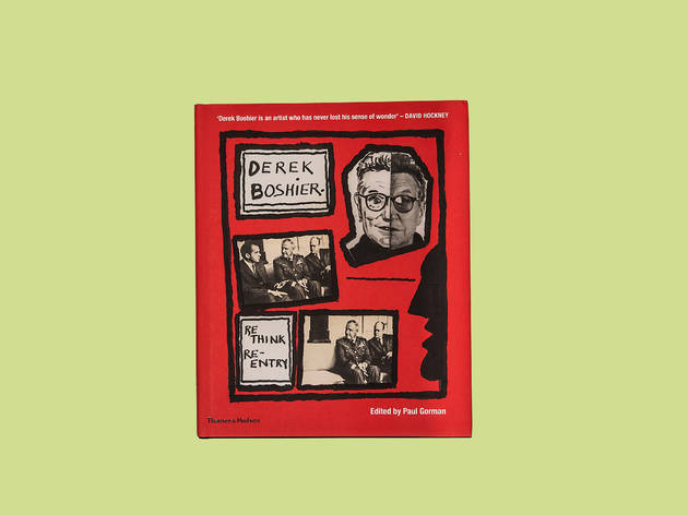 Derek Boshier: 'Re Think/ Re Entry'