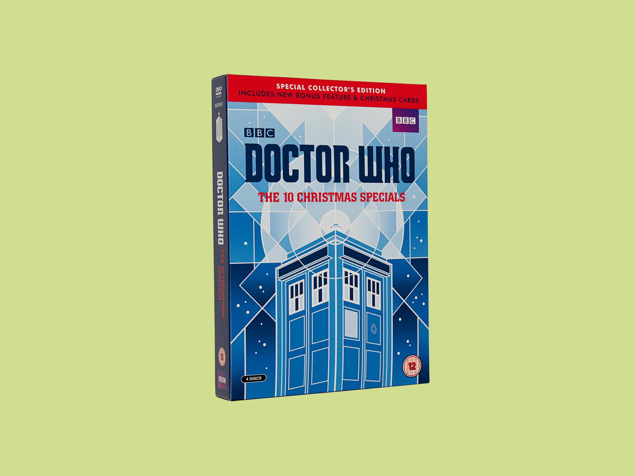 'Doctor Who: The 10 Christmas Specials'