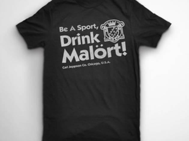 Jeppson's Malort T-shirt