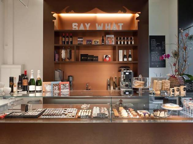 Say Chocolate Boutique