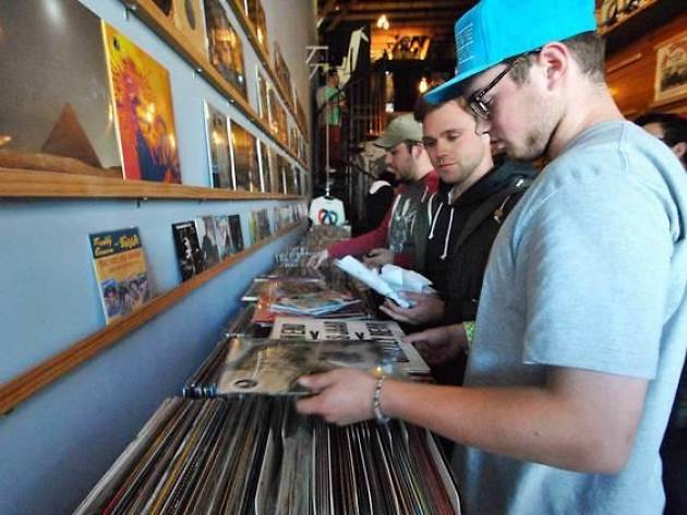 A record store guide to L.A.
