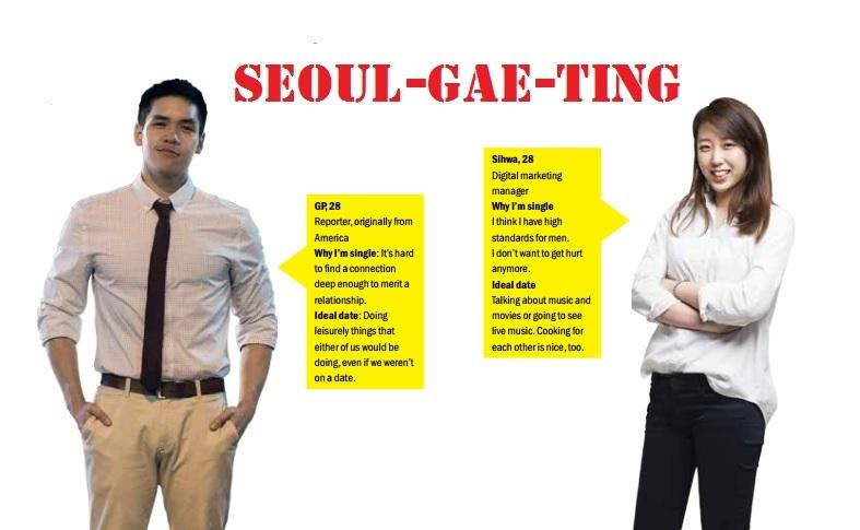 Seoul-gae-ting: GP and Sihwa