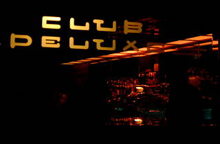 Club Deluxe, one of the best places to see live music in San Francisco