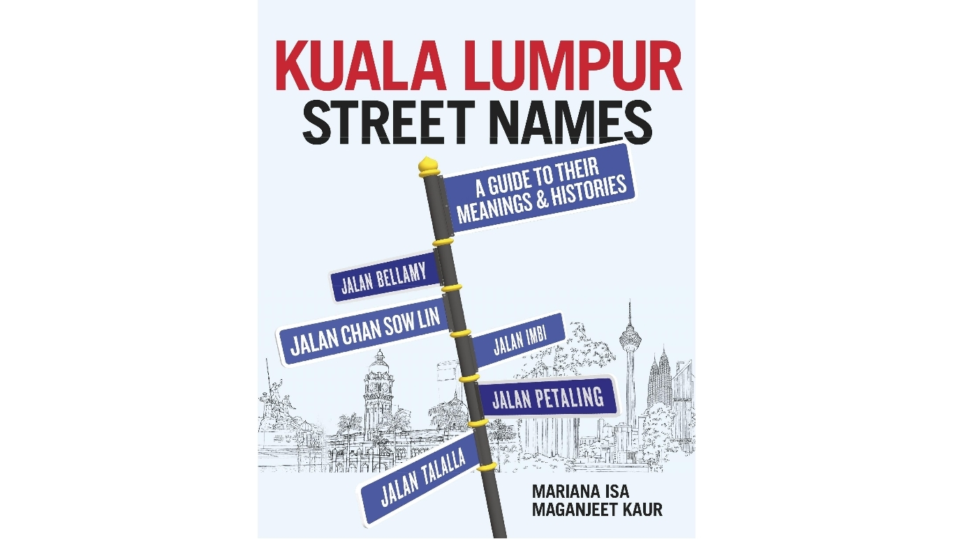 KL street names book