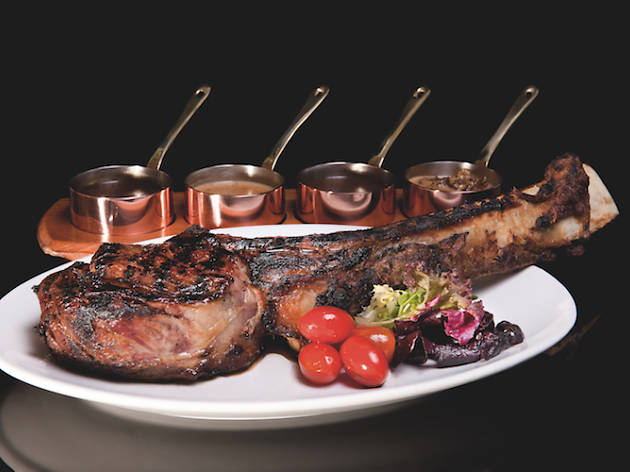 Year-end Festive Promos at Wooloomooloo Steakhouse