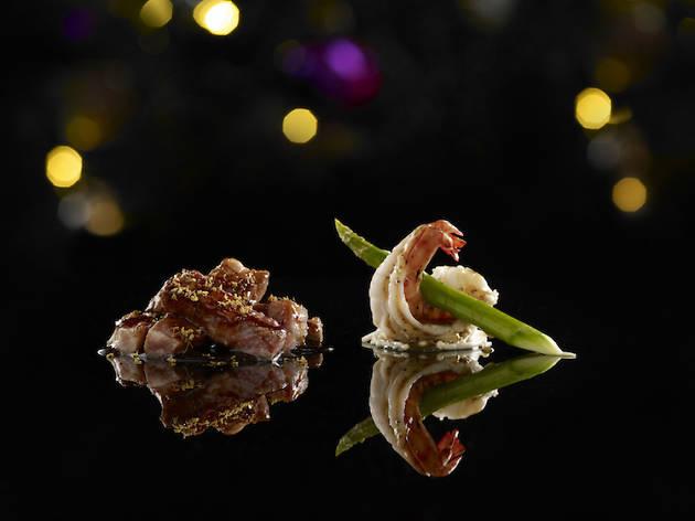 Christmas and New Year at Mitzo