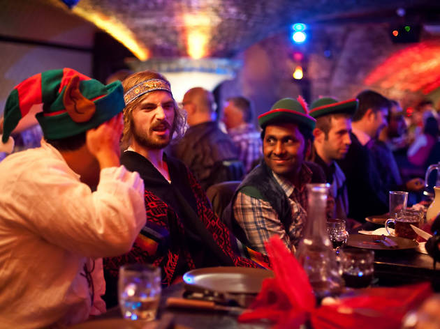 Six ideas for an alternative office Christmas party in Bristol