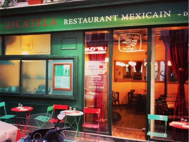 restaurant mexicain paris