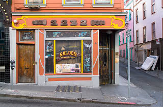 The Saloon, one of the best bars in San Francisco