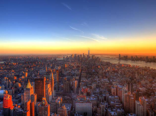 10 stunning photos from last night's sunset