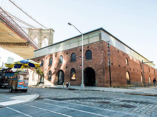 See a show: St. Ann's Warehouse