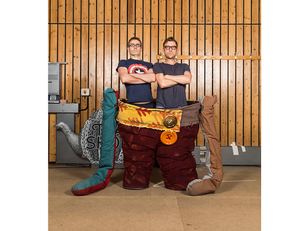 Damon Albarn and Damon Albarn and Rufus Norris: wonder.land
