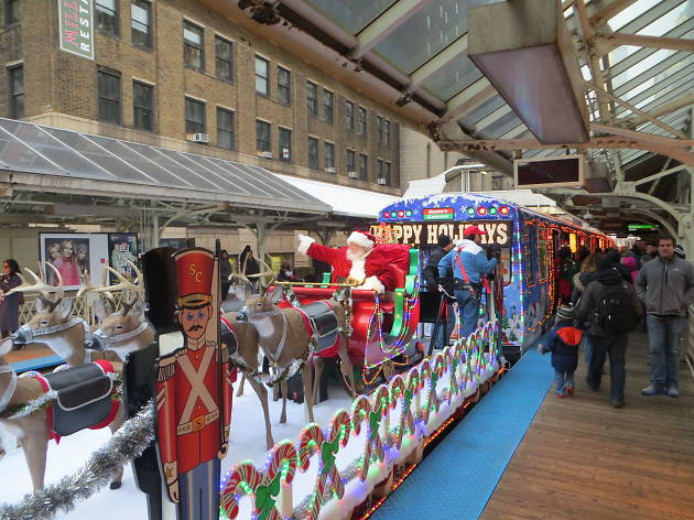 CTA releases 2015 Holiday Train schedule