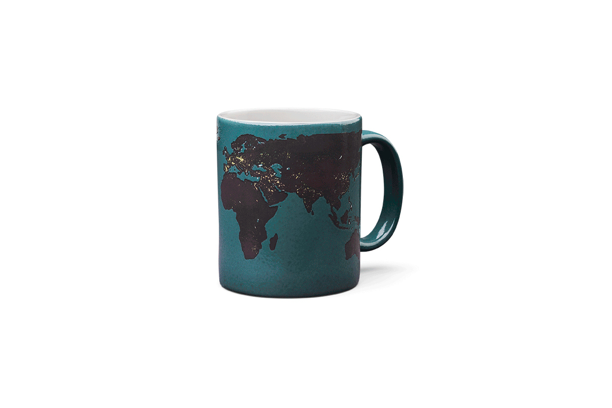 Day and night mug